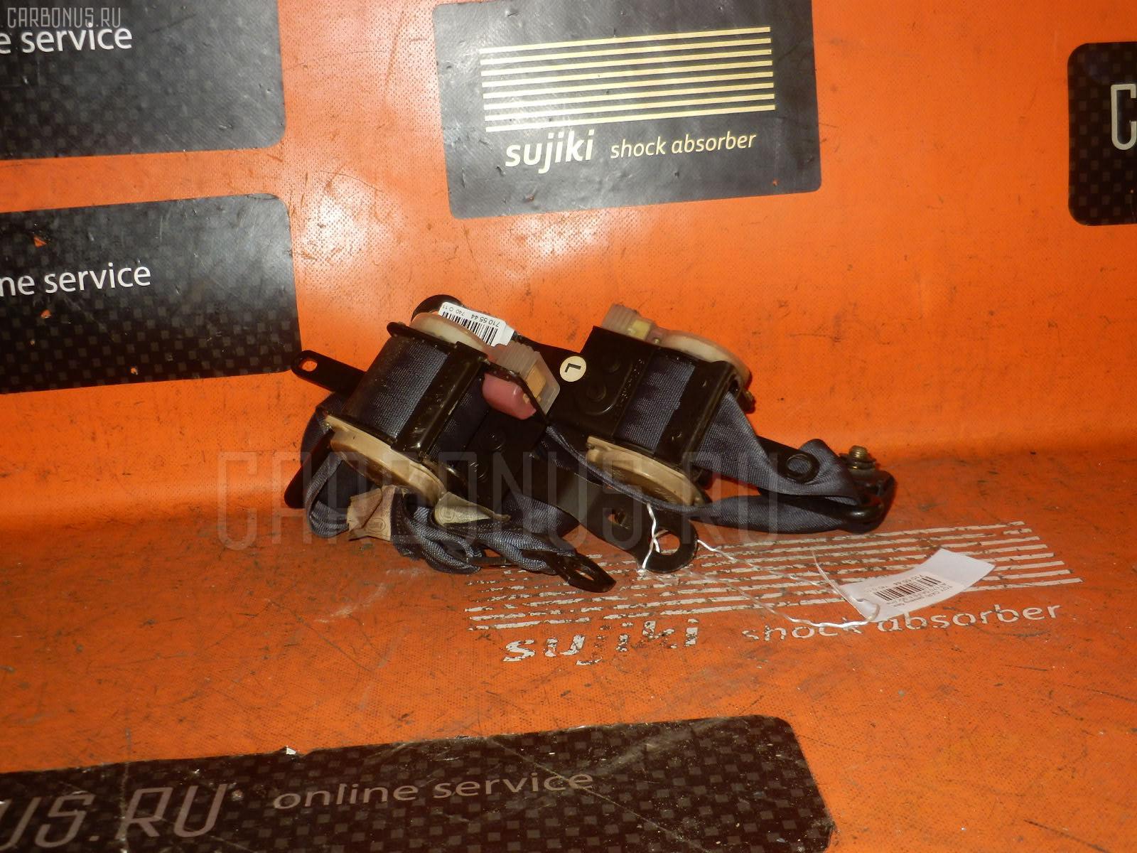 Ремень безопасности TOYOTA CARINA AT170 5A-FE Фото 1