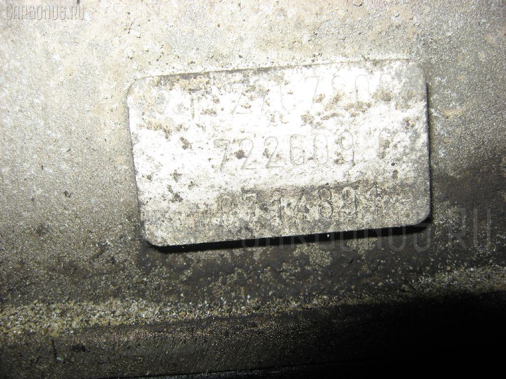 КПП автоматическая MERCEDES-BENZ E-CLASS W210.061 112.911. Фото 6