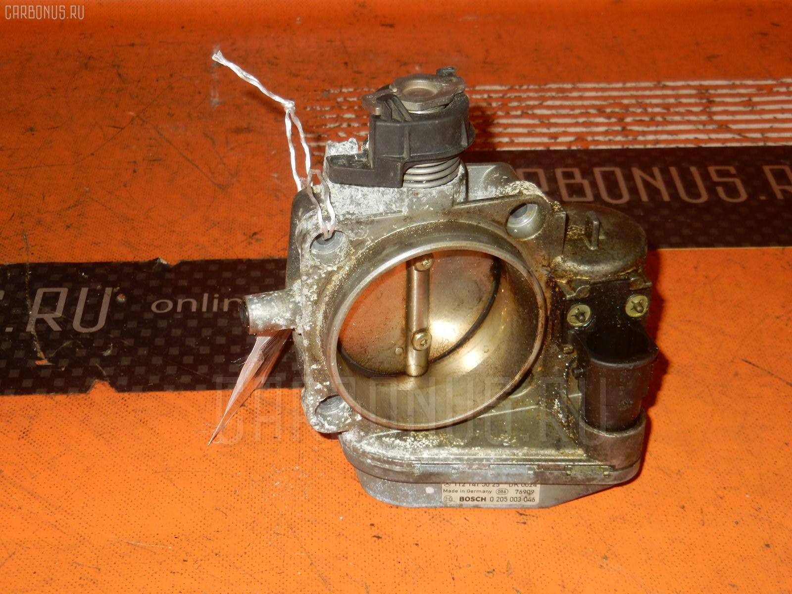 Дроссельная заслонка MERCEDES-BENZ E-CLASS W210.061 112.911 Фото 1