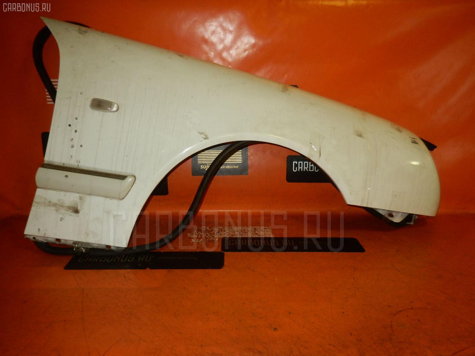 Крыло переднее MERCEDES-BENZ E-CLASS W210.061. Фото 1
