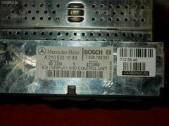 Автомагнитофон MERCEDES-BENZ E-CLASS W210.061 Фото 2