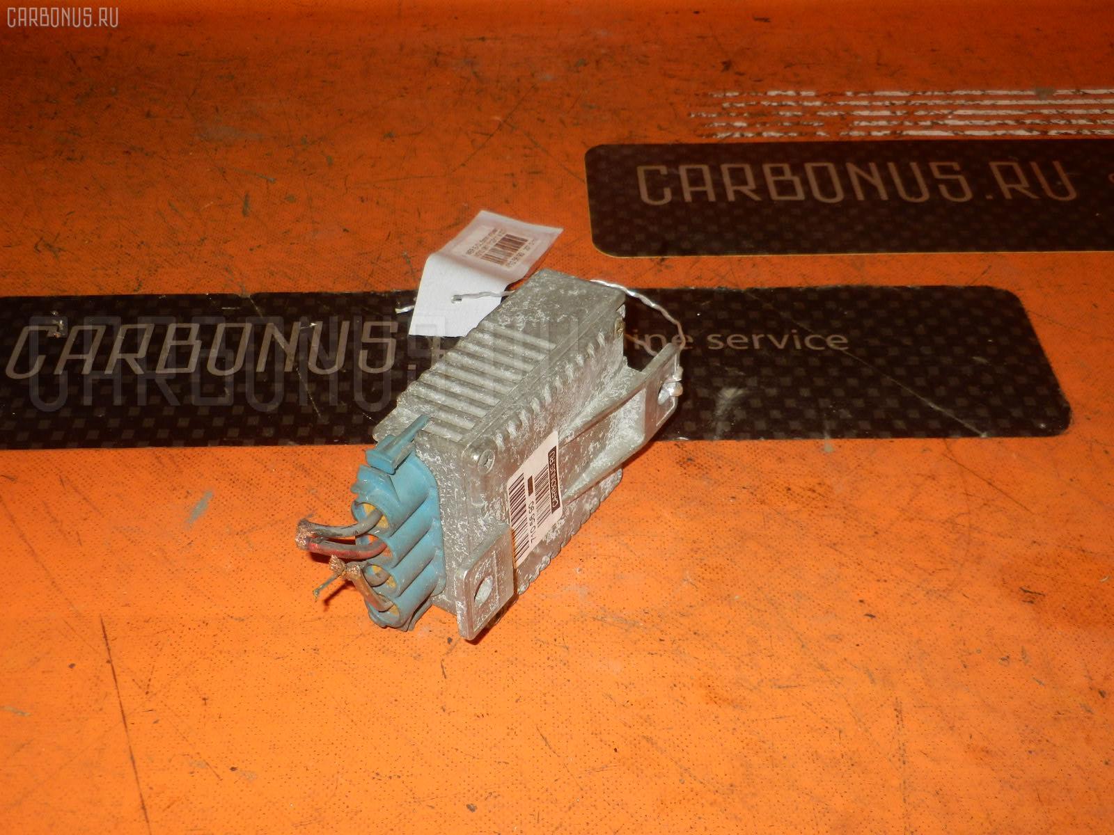 Блок управления вентилятором MERCEDES-BENZ E-CLASS W210.061 112.911. Фото 2