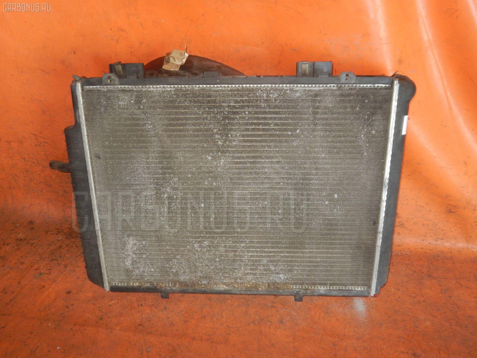 Радиатор ДВС MERCEDES-BENZ E-CLASS W210.061 112.911 Фото 1