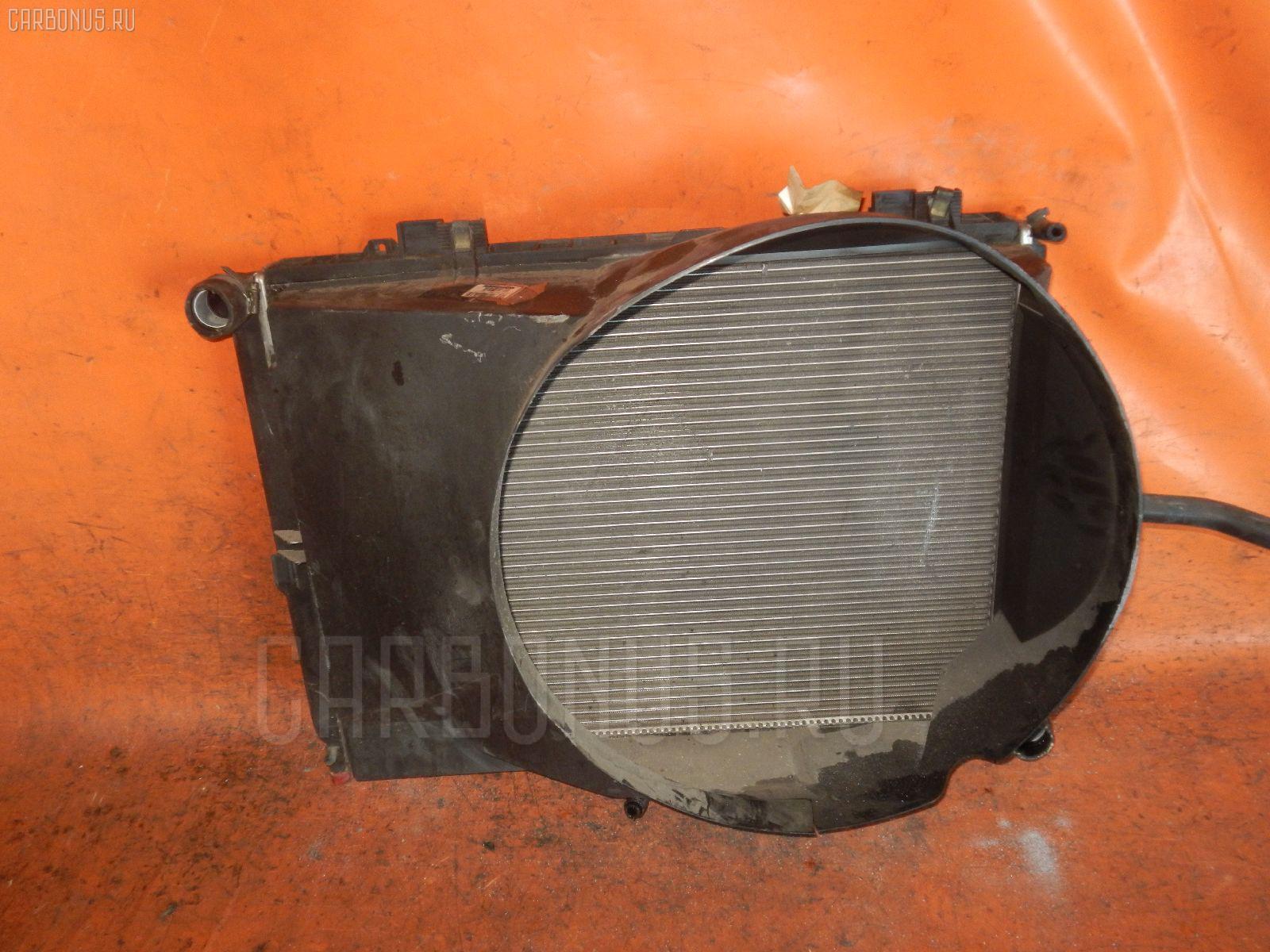 Радиатор ДВС MERCEDES-BENZ E-CLASS W210.061 112.911 Фото 2