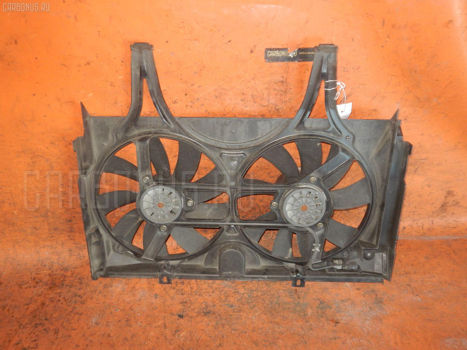 Вентилятор радиатора кондиционера MERCEDES-BENZ E-CLASS W210.061 112.911 Фото 1
