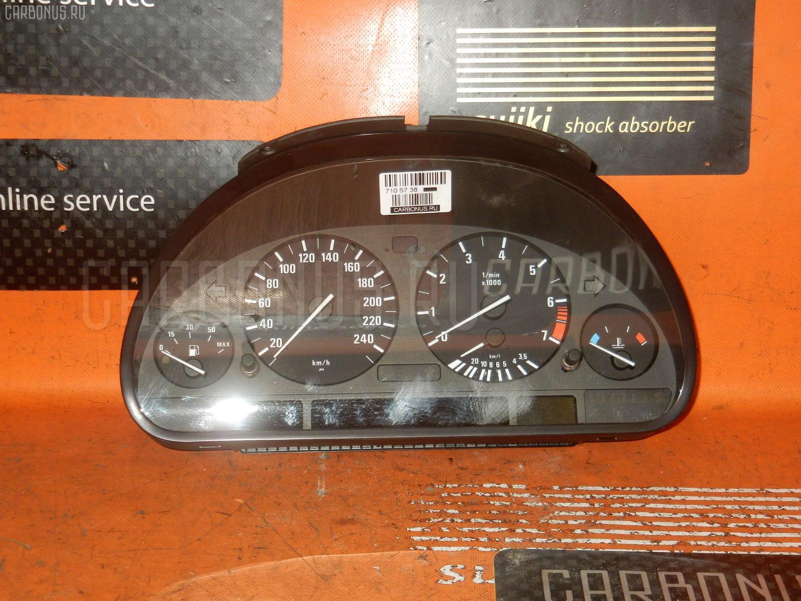 Спидометр BMW 5-SERIES E39-DM42 M52-256S4 Фото 1