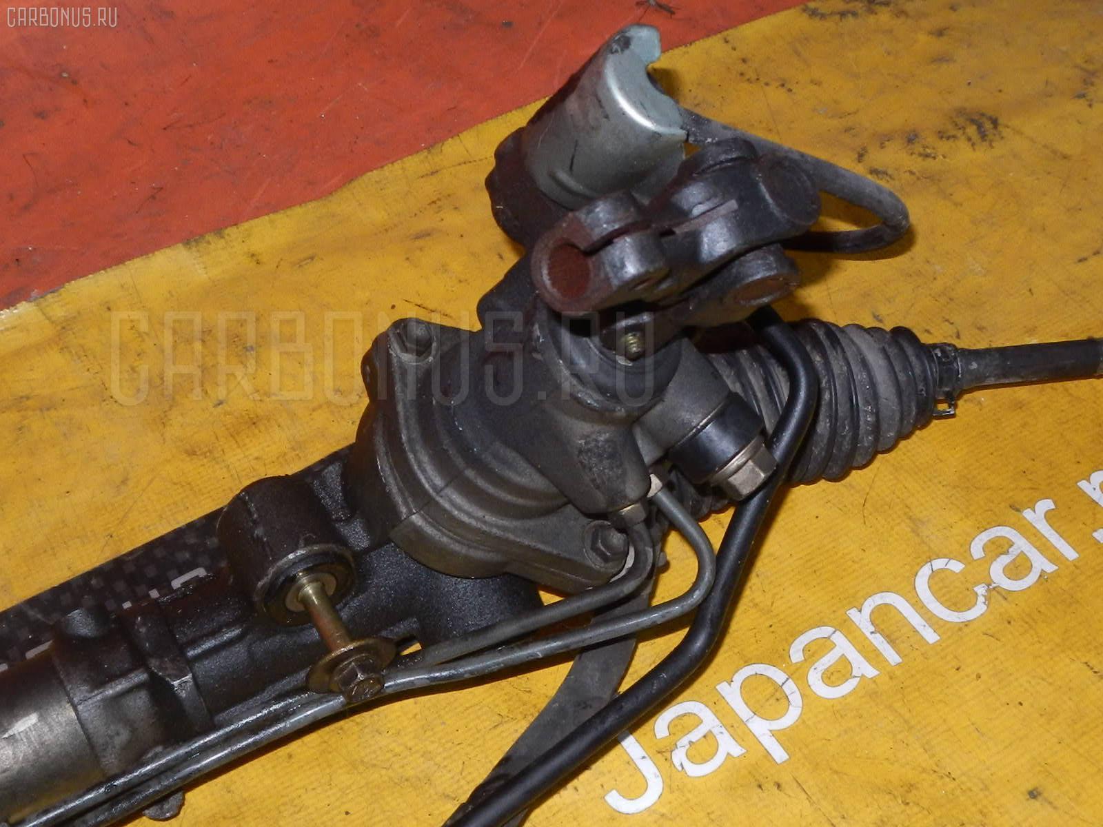 Рулевая рейка TOYOTA MARK II JZX100 1JZ-GE. Фото 8
