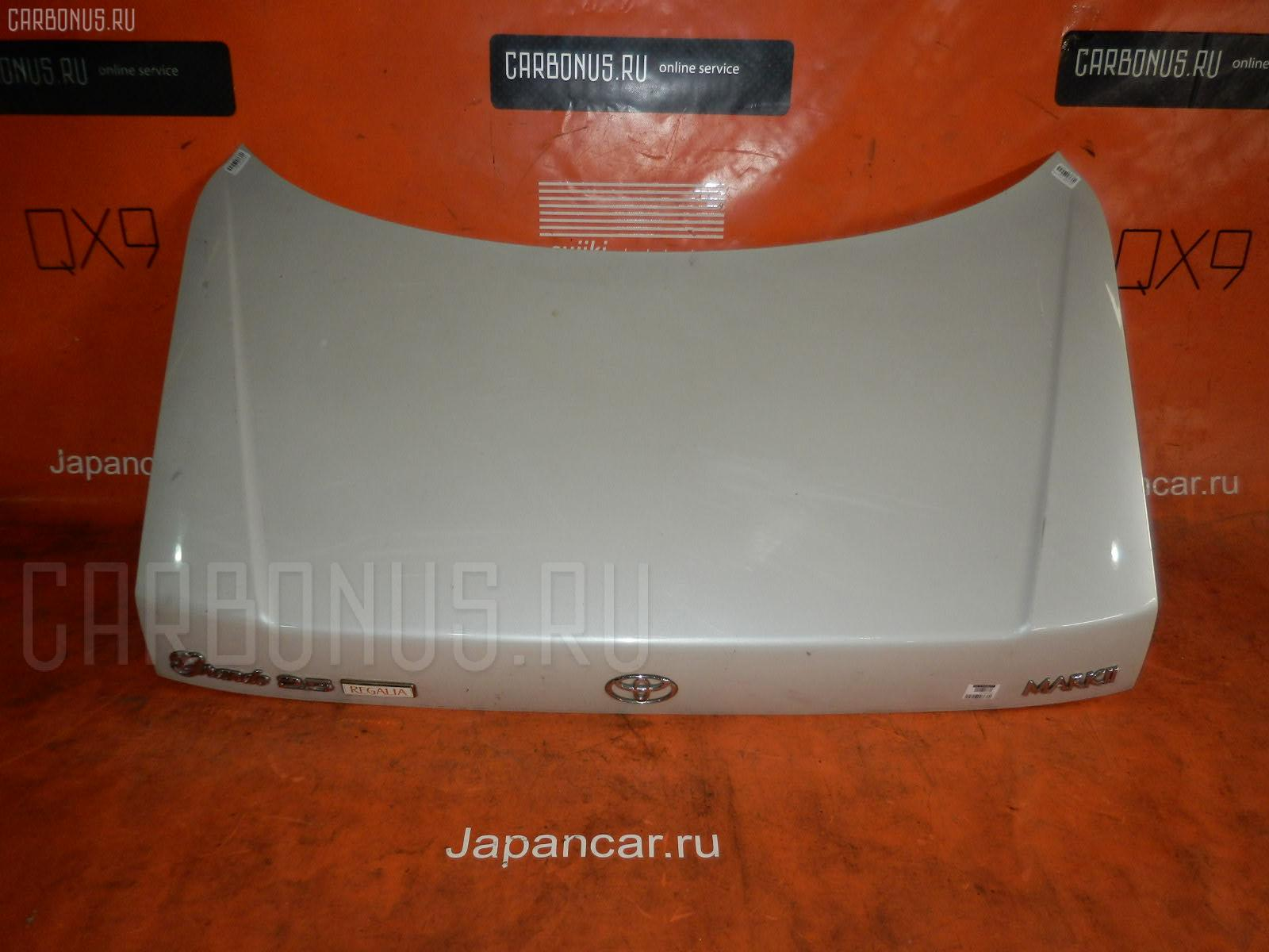 Крышка багажника TOYOTA MARK II JZX90. Фото 4