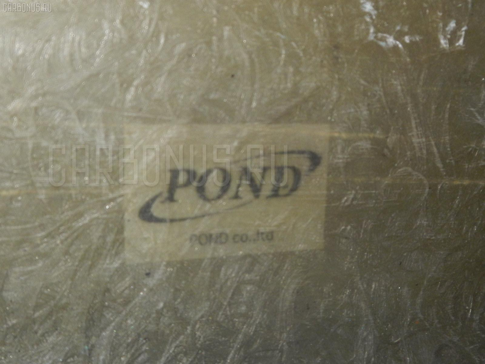 Порог кузова пластиковый ( обвес ) TOYOTA WISH ZNE10G Фото 2