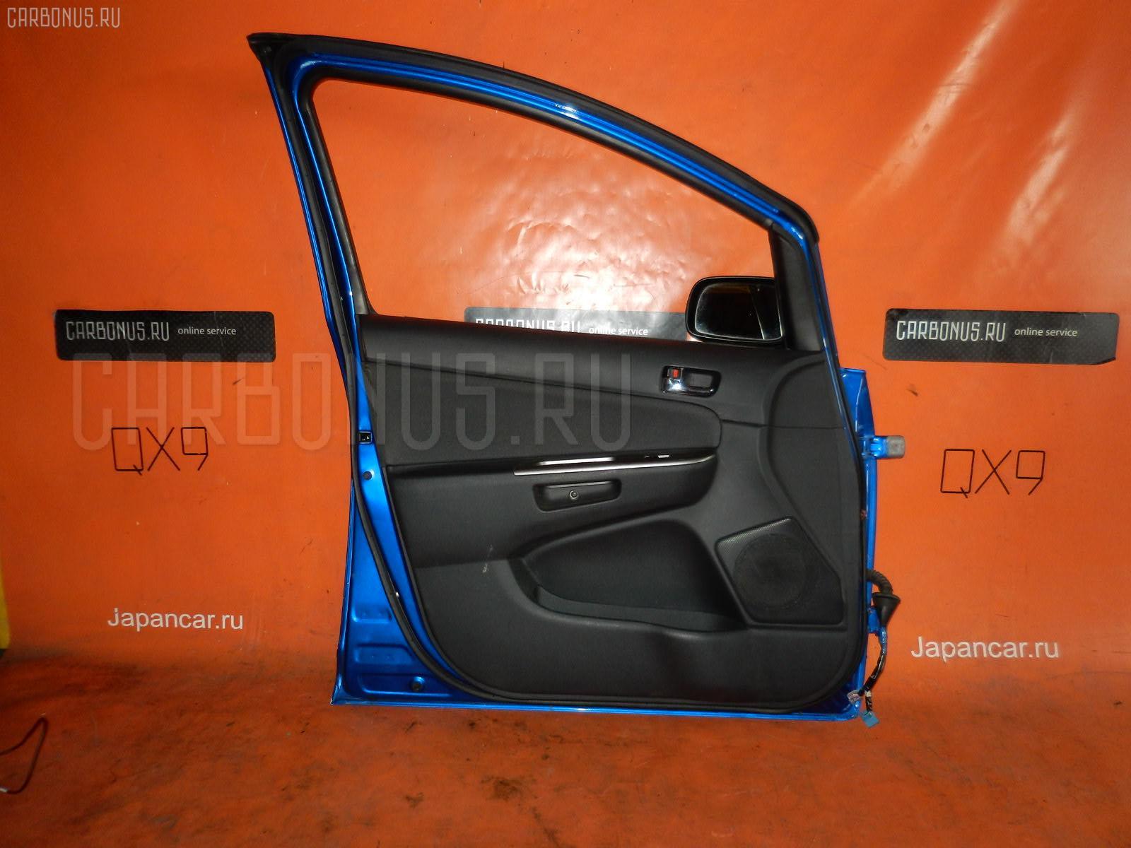 Дверь боковая Toyota Wish ZNE10G Фото 1
