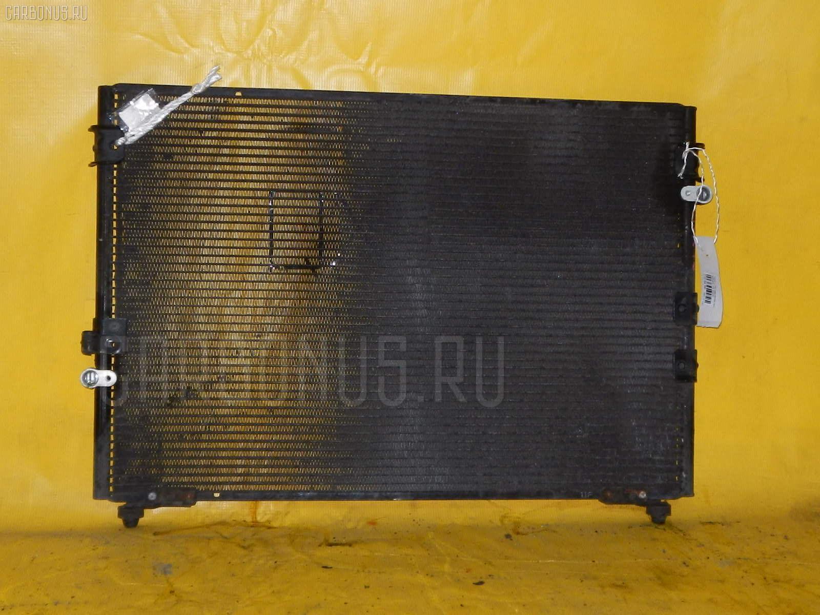 Радиатор кондиционера TOYOTA LITE ACE KR42V 7K. Фото 1