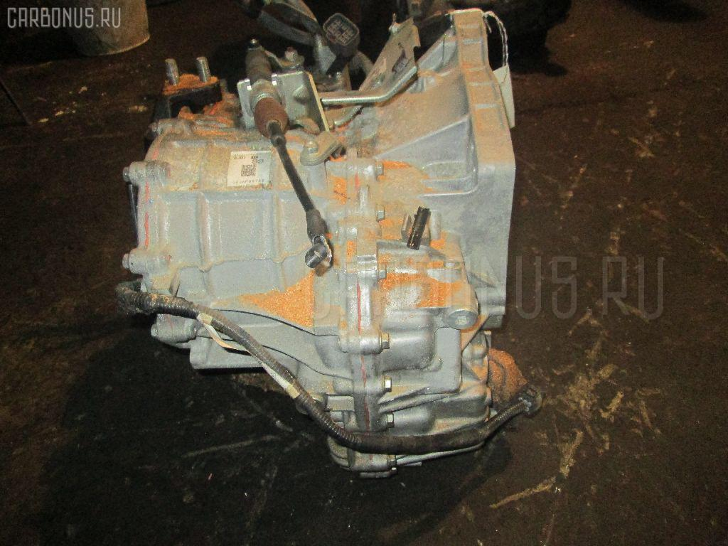 КПП автоматическая MAZDA DEMIO DE3FS ZJ-VE. Фото 3