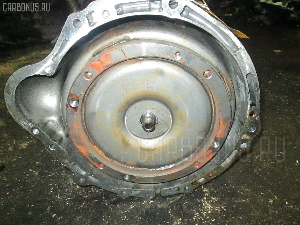 КПП автоматическая NISSAN ELGRAND ATE50 ZD30DDTI. Фото 1