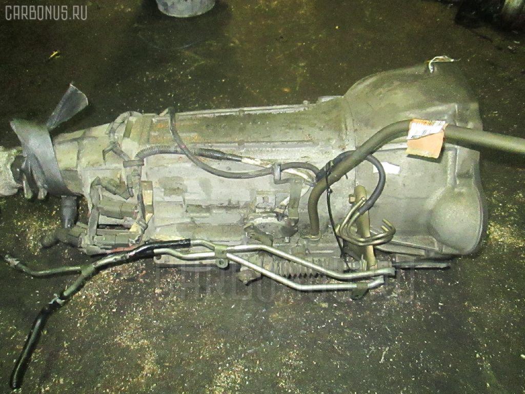 КПП автоматическая NISSAN ELGRAND ATE50 ZD30DDTI. Фото 4