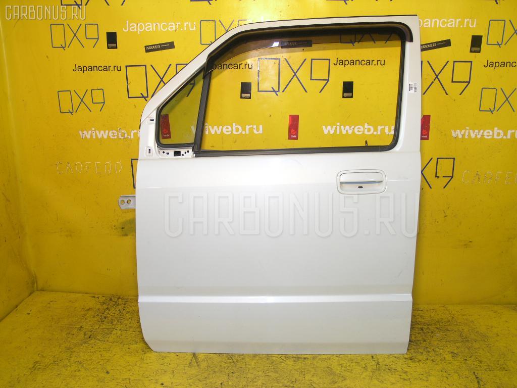 Дверь боковая Suzuki Wagon r MH22S Фото 1