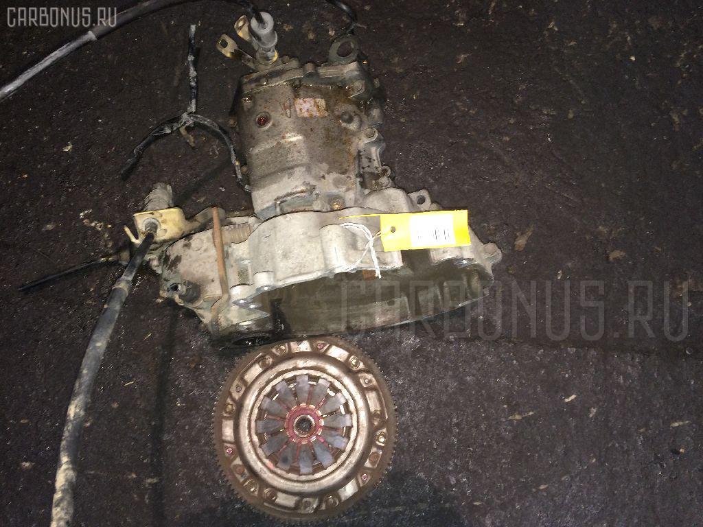 КПП механическая DAIHATSU MIRA L500V EF-CL Фото 1