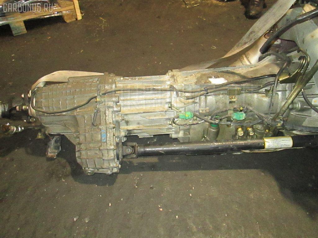КПП автоматическая NISSAN STAGEA NM35 VQ25DET. Фото 5