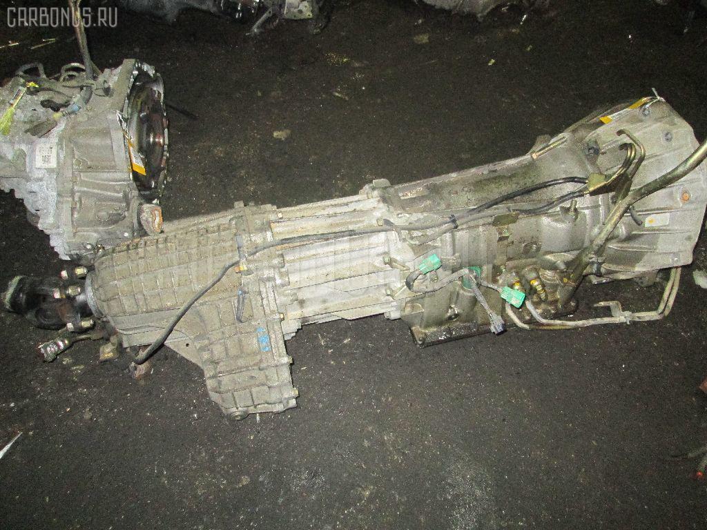 КПП автоматическая NISSAN STAGEA NM35 VQ25DET. Фото 2