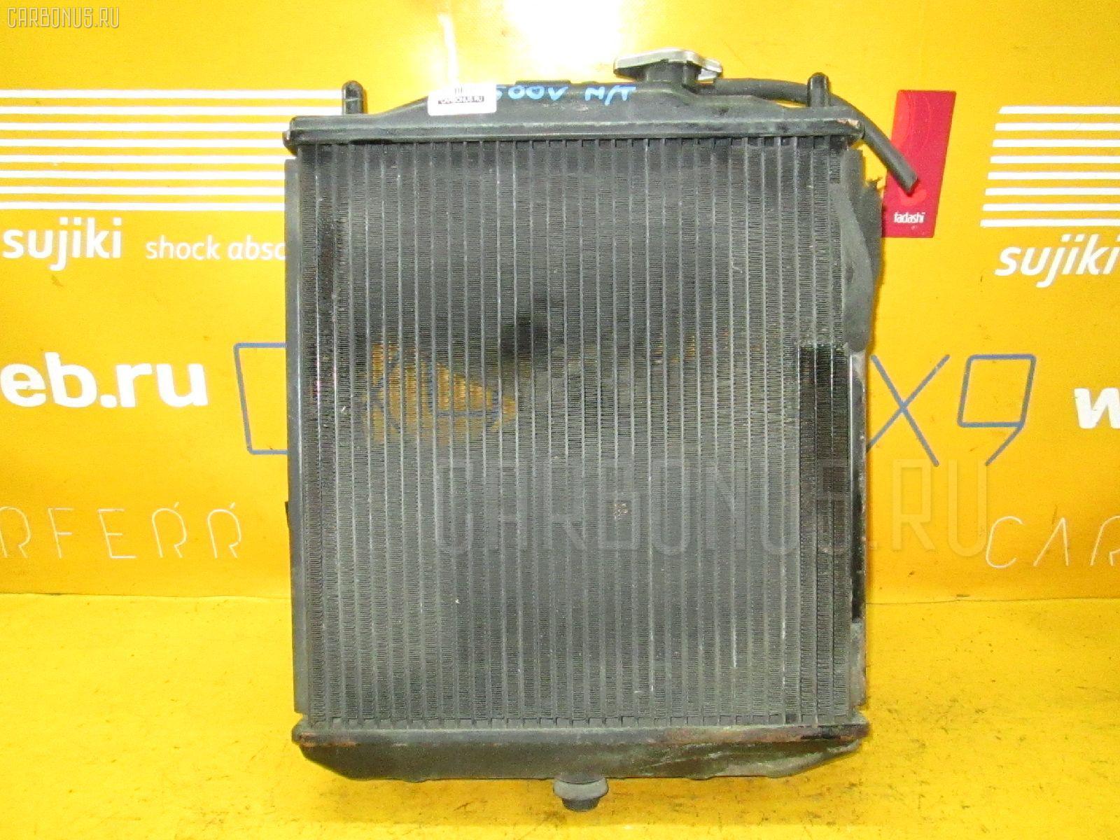 Радиатор ДВС DAIHATSU MIRA L500V EF-CL Фото 2