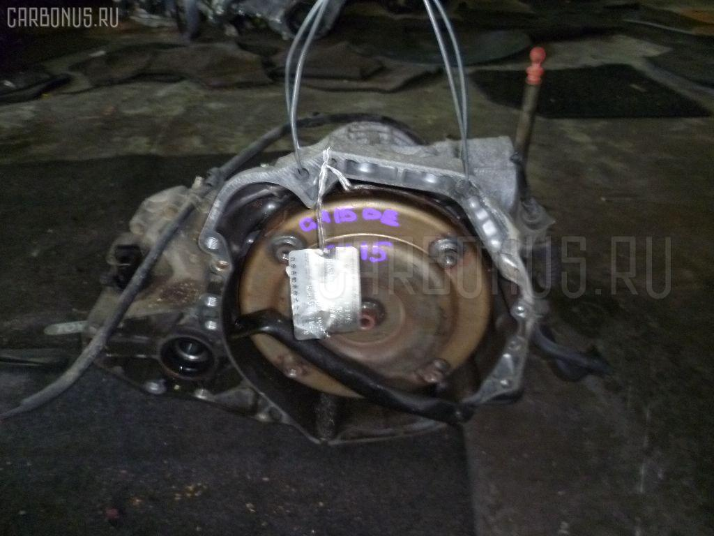 КПП автоматическая NISSAN PULSAR FN15 GA15DE. Фото 6