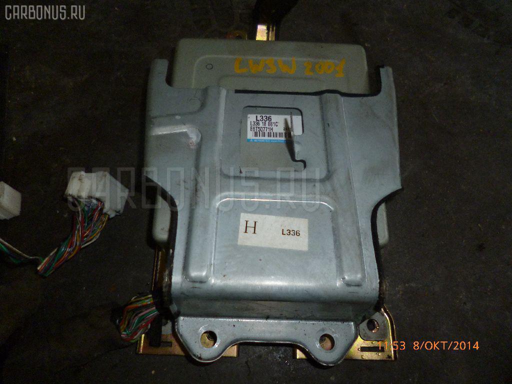 Двигатель MAZDA MPV LW3W L3. Фото 8