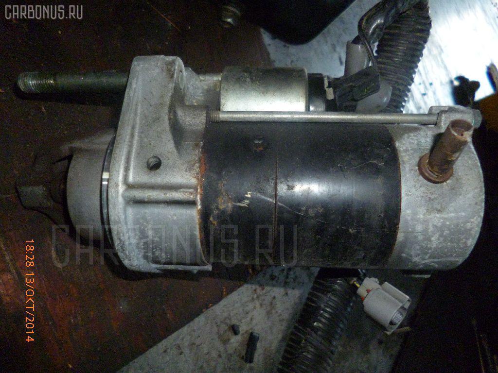 Двигатель SUZUKI CHEVROLET CRUZE HR52S M13A. Фото 4