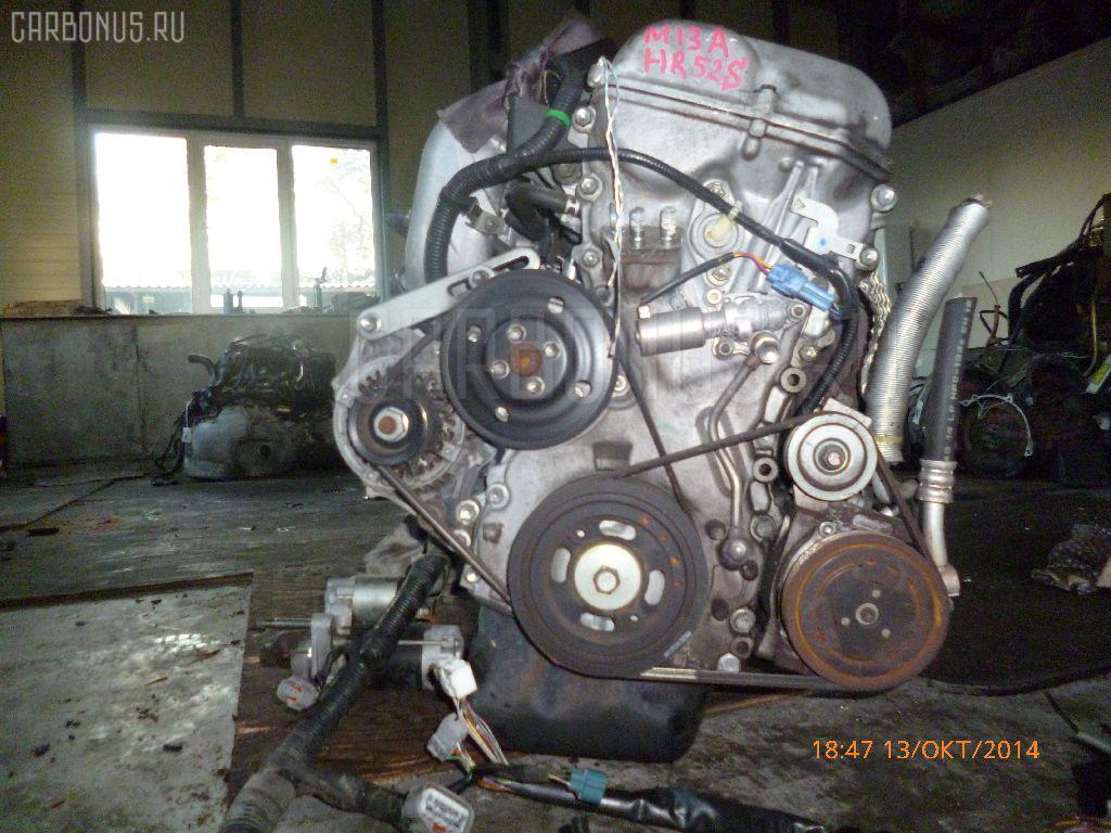 Двигатель SUZUKI CHEVROLET CRUZE HR52S M13A. Фото 11