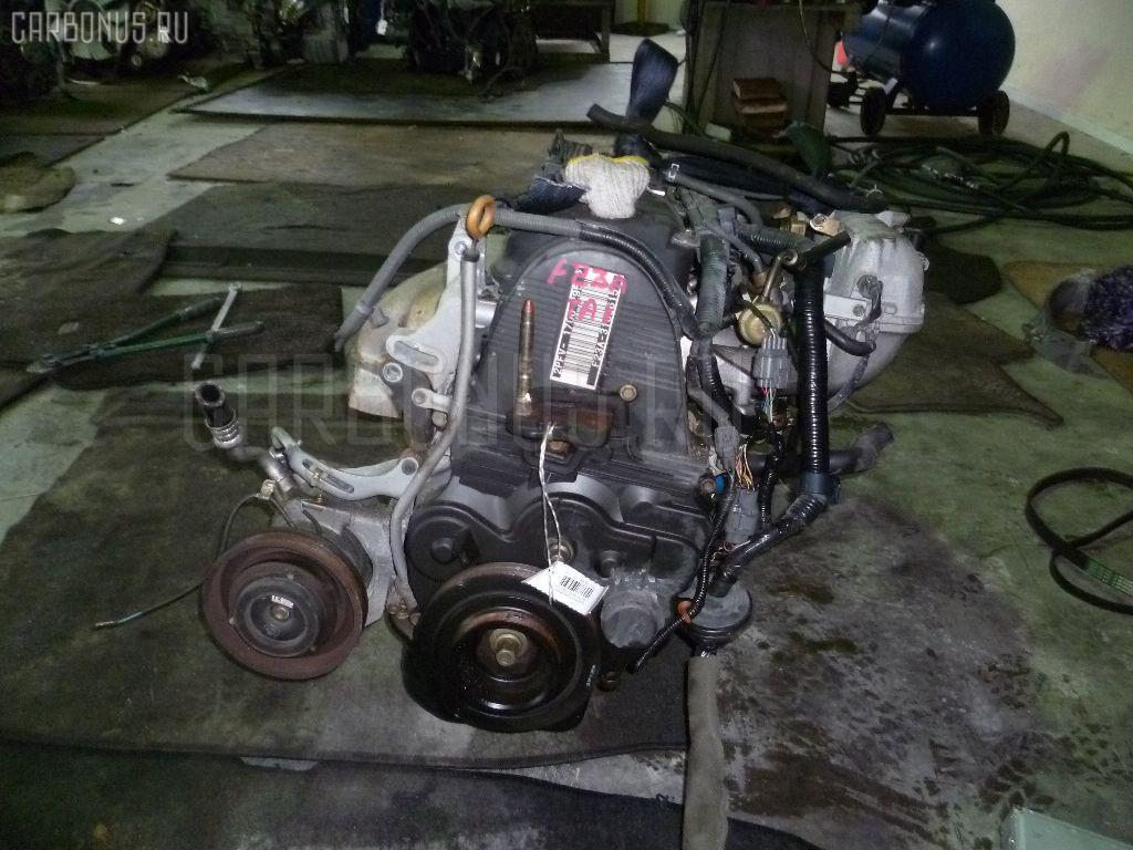 Двигатель HONDA AVANCIER TA1 F23A. Фото 10