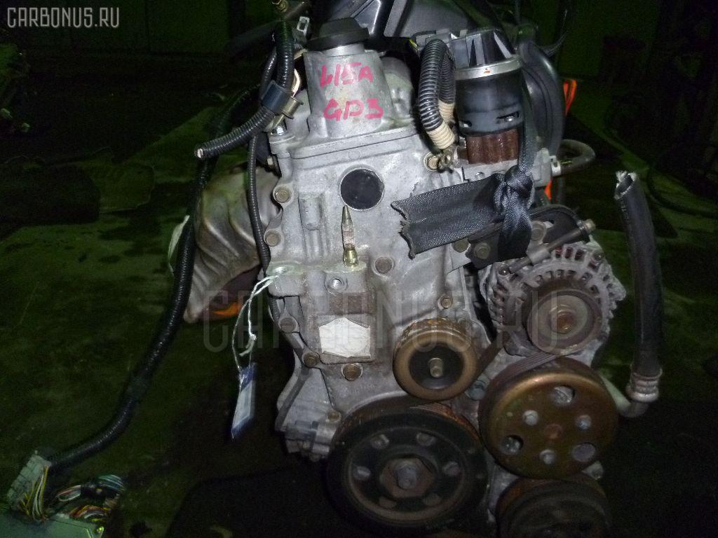 Двигатель HONDA FIT GD3 L15A. Фото 10