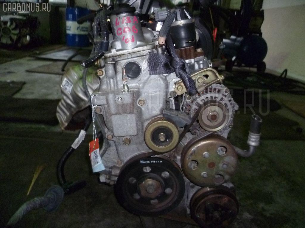 Двигатель HONDA FIT ARIA GD6 L13A. Фото 1
