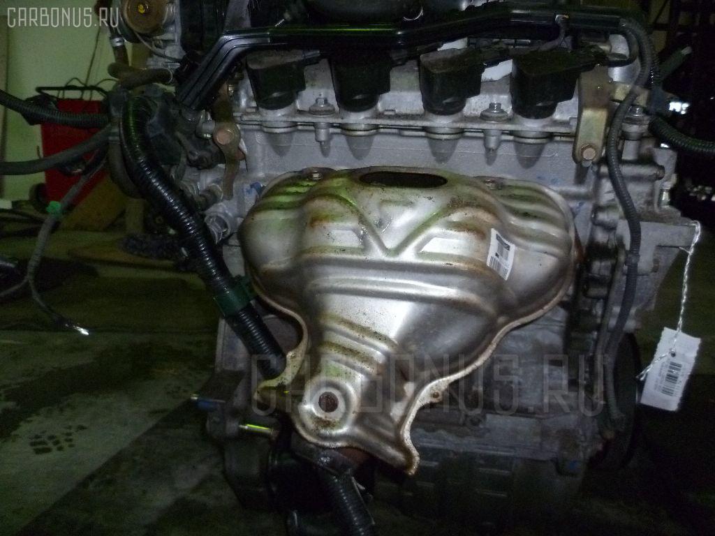 Двигатель HONDA FIT ARIA GD6 L13A. Фото 2