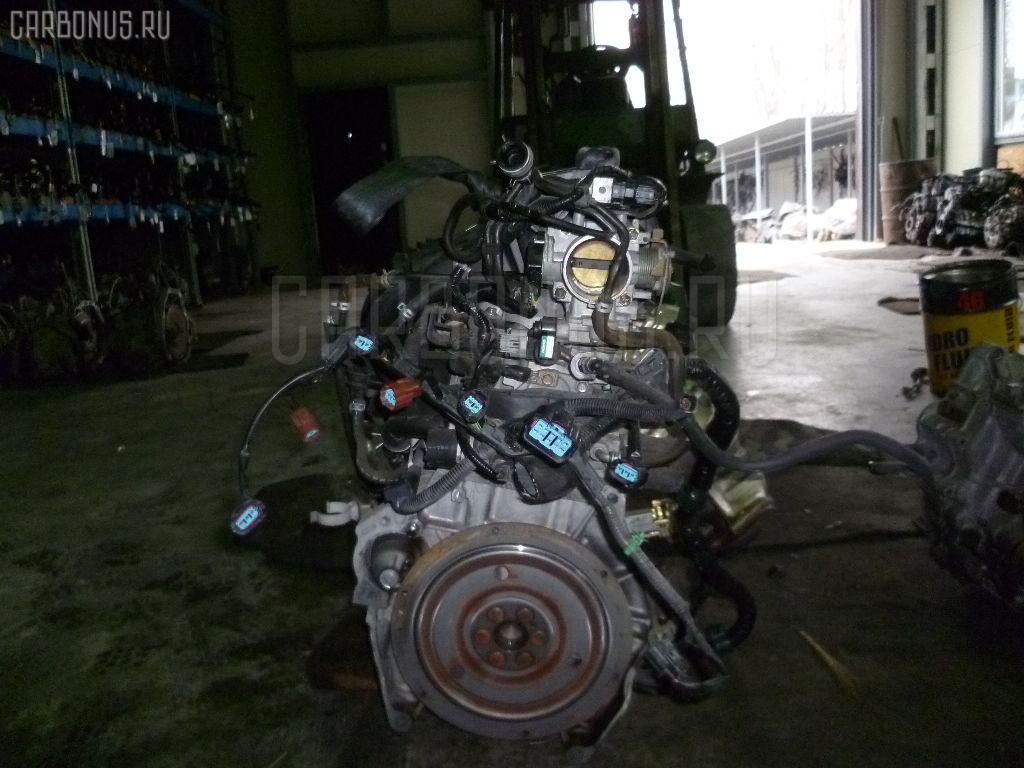 Двигатель HONDA FIT ARIA GD6 L13A. Фото 3