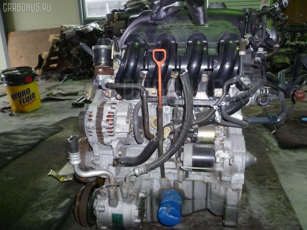 Двигатель HONDA FIT ARIA GD6 L13A. Фото 4