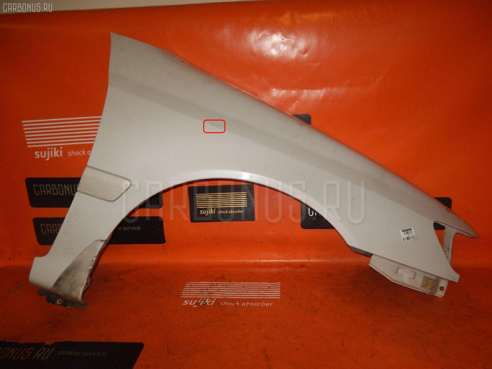 Крыло переднее TOYOTA CORONA PREMIO ST210. Фото 8