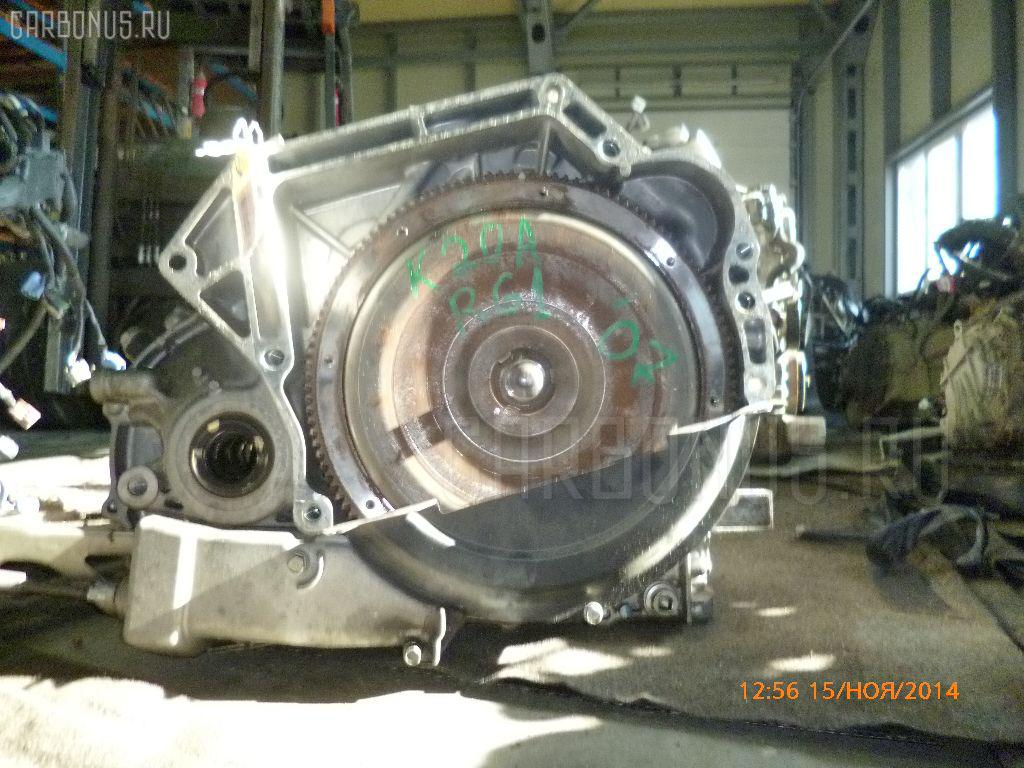 КПП автоматическая HONDA STEPWGN RG1 K20A Фото 1