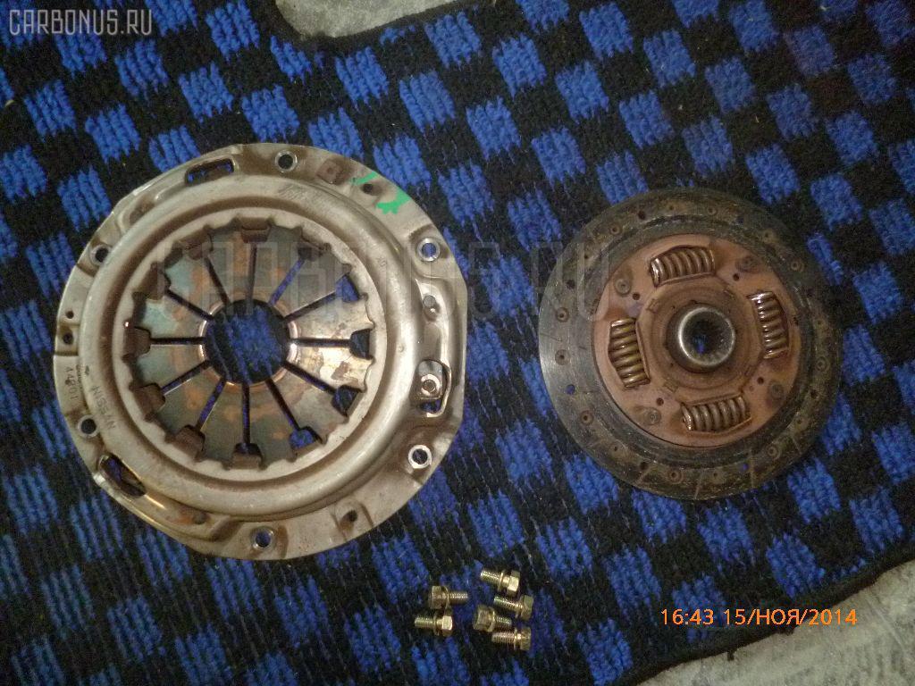 КПП механическая NISSAN MARCH K11 CG10DE. Фото 10