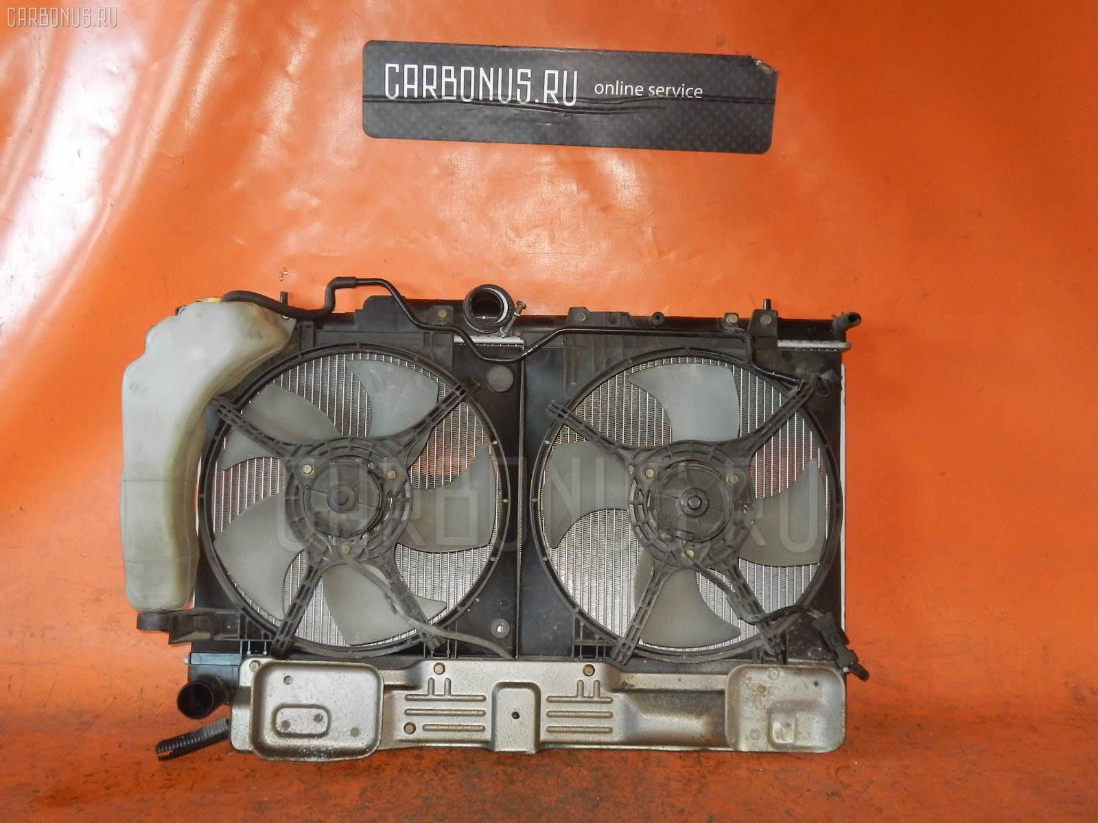 Радиатор ДВС SUBARU LEGACY WAGON BH5 EJ20-T. Фото 2