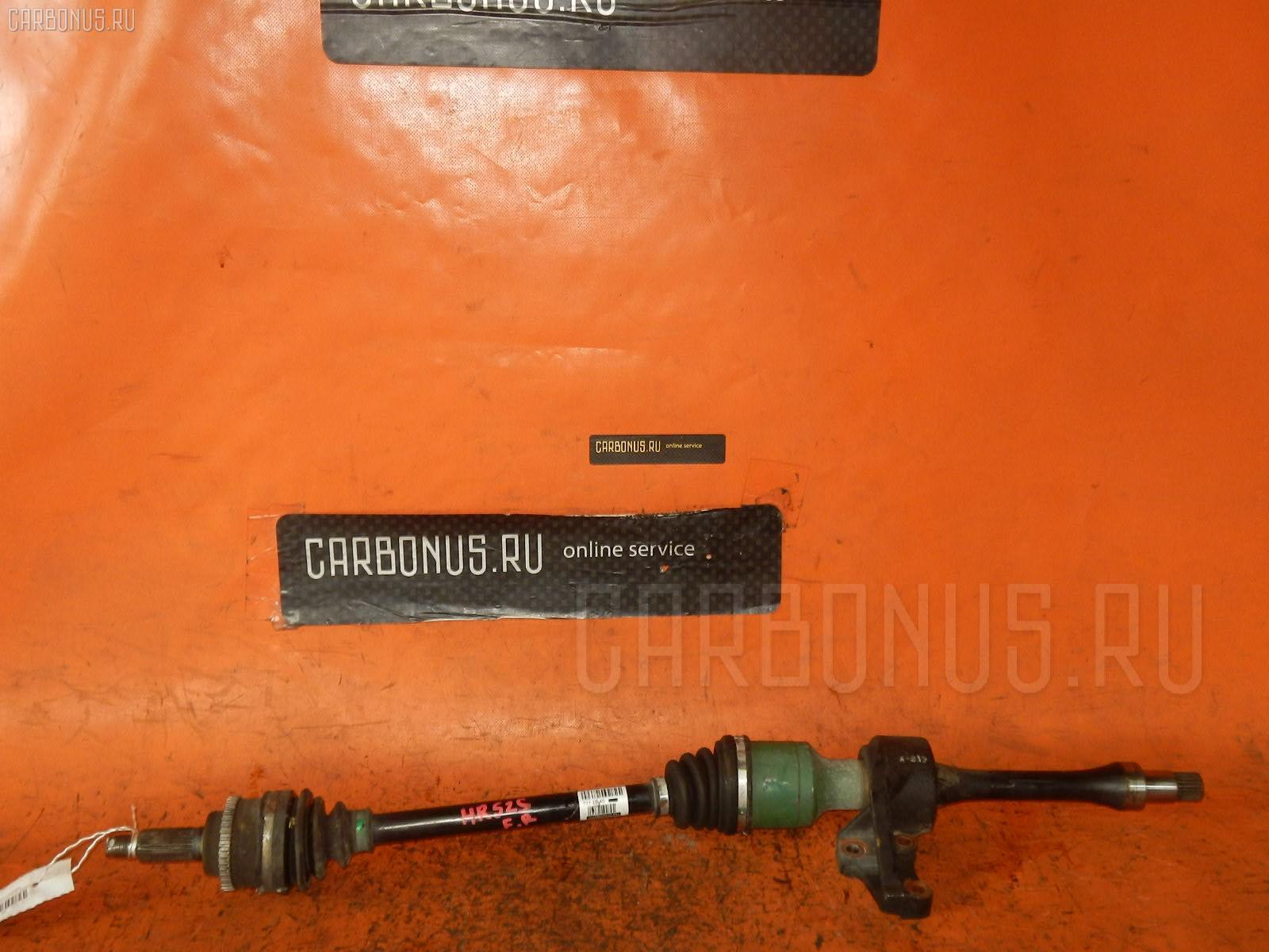 Привод SUZUKI CHEVROLET CRUZE HR52S M13A. Фото 4