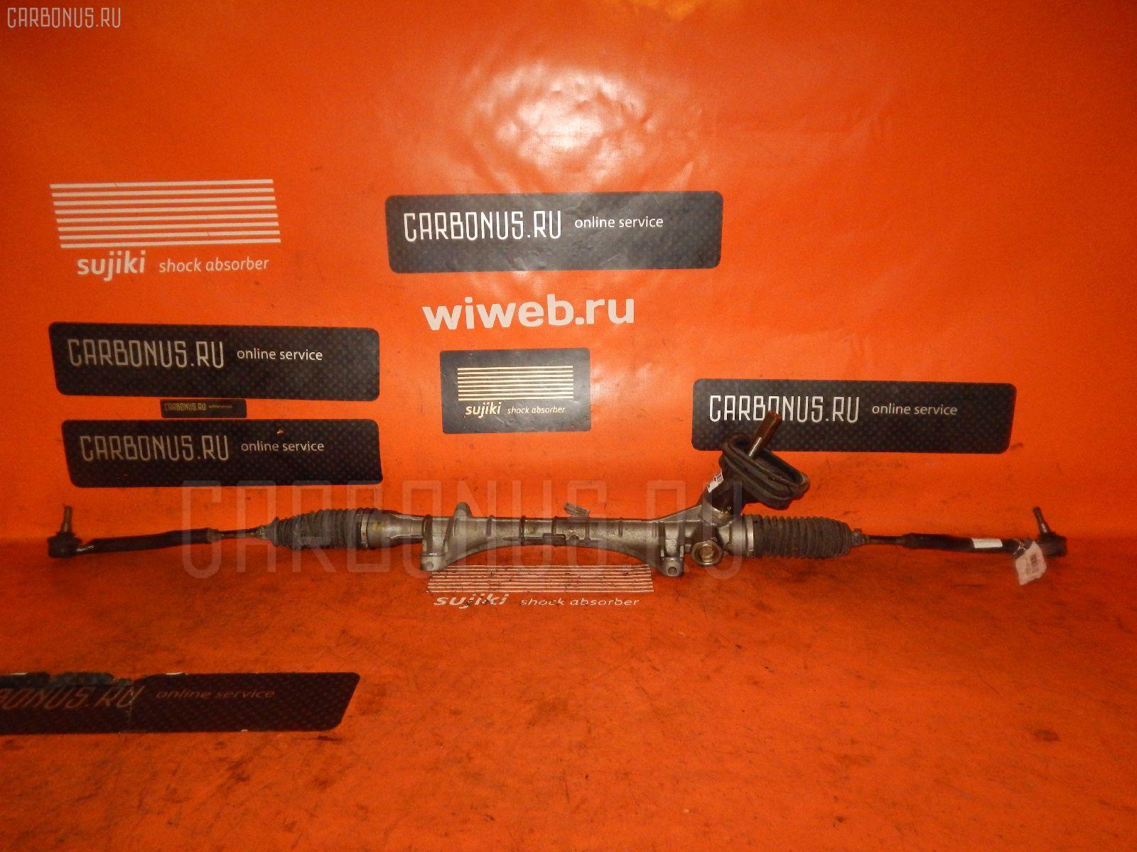 Рулевая рейка NISSAN CUBE YZ11 HR15DE. Фото 3
