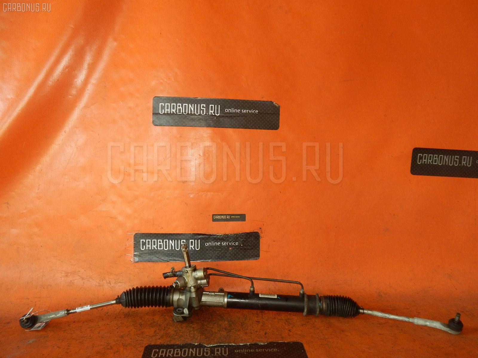 Рулевая рейка HONDA STEPWGN RG1 K20A. Фото 5