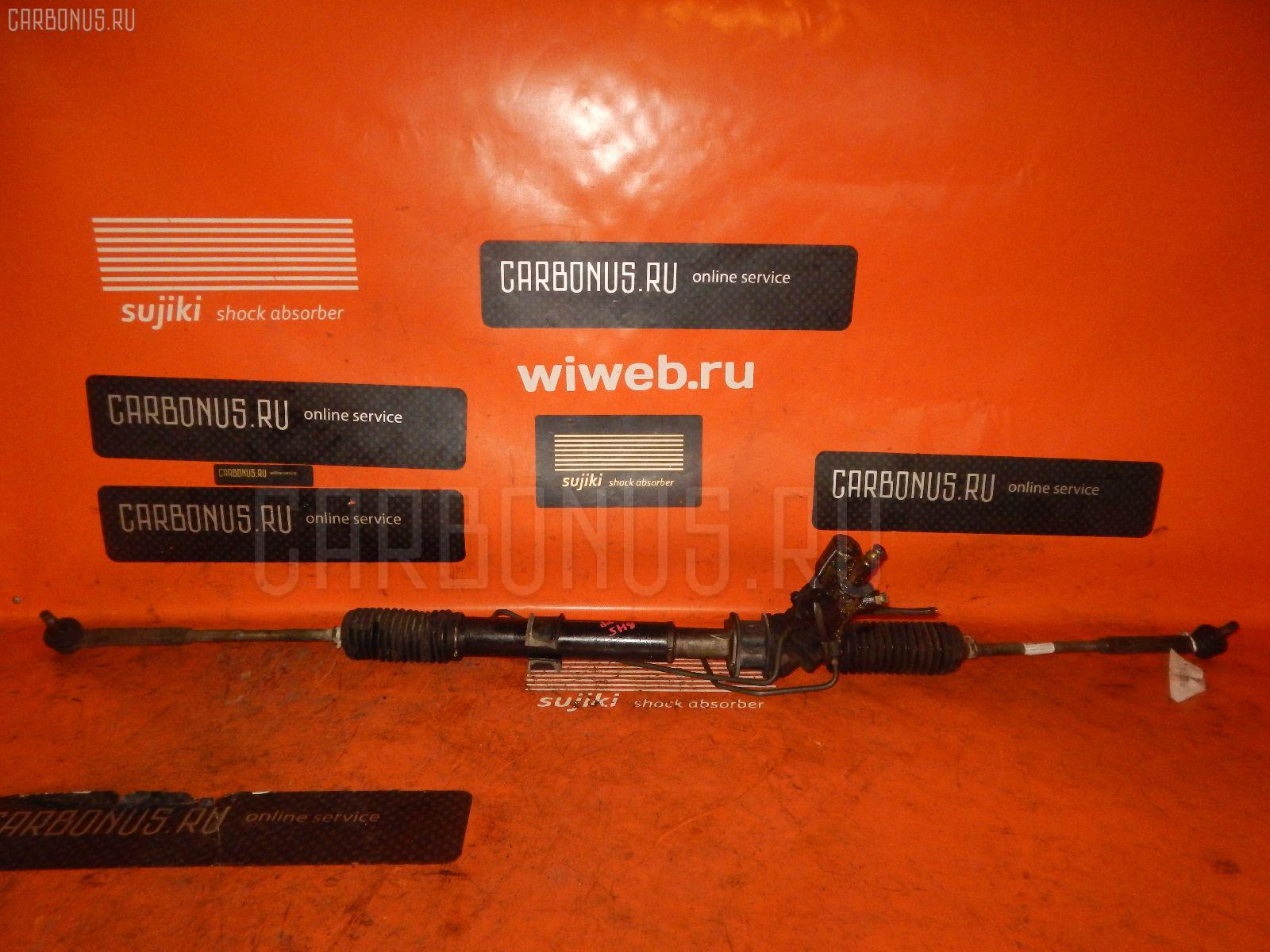 Рулевая рейка SUBARU LEGACY WAGON BH5 EJ20-TT. Фото 10
