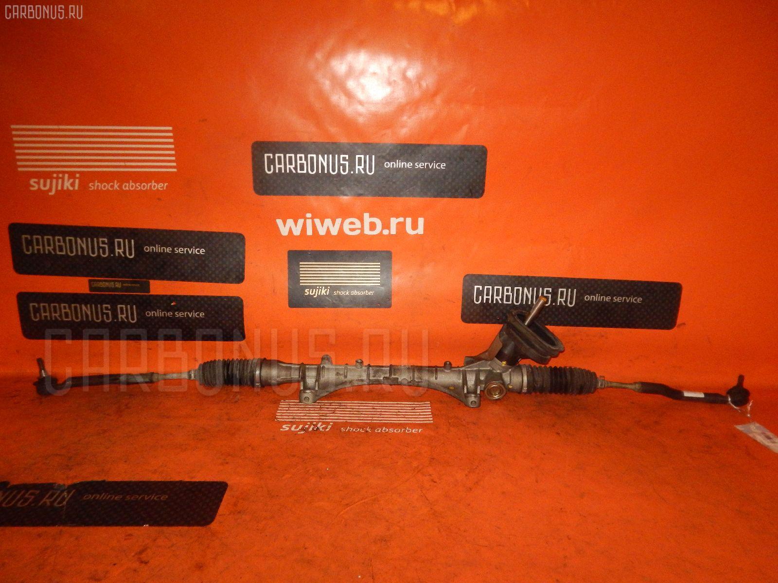 Рулевая рейка NISSAN CUBE YZ11 HR15DE. Фото 5