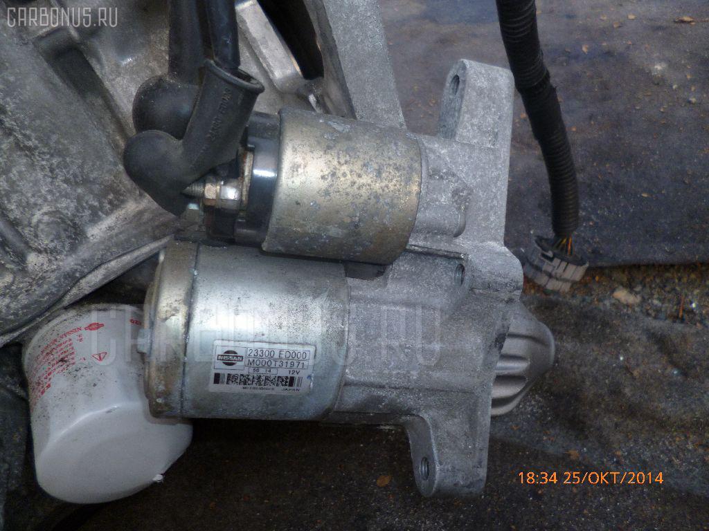 Двигатель NISSAN CUBE YZ11 HR15DE Фото 3