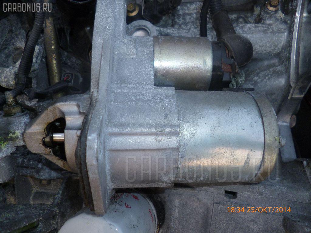 Двигатель NISSAN CUBE YZ11 HR15DE Фото 4