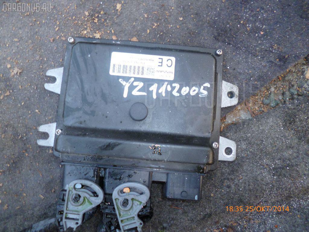 Двигатель NISSAN CUBE YZ11 HR15DE Фото 7