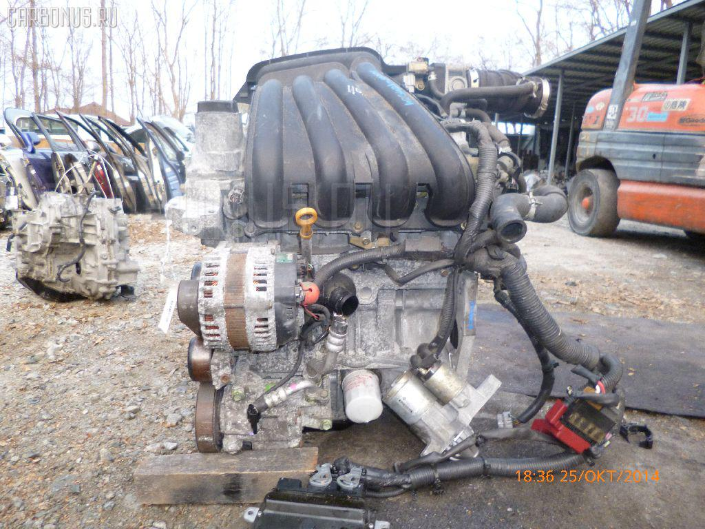 Двигатель NISSAN CUBE YZ11 HR15DE Фото 9