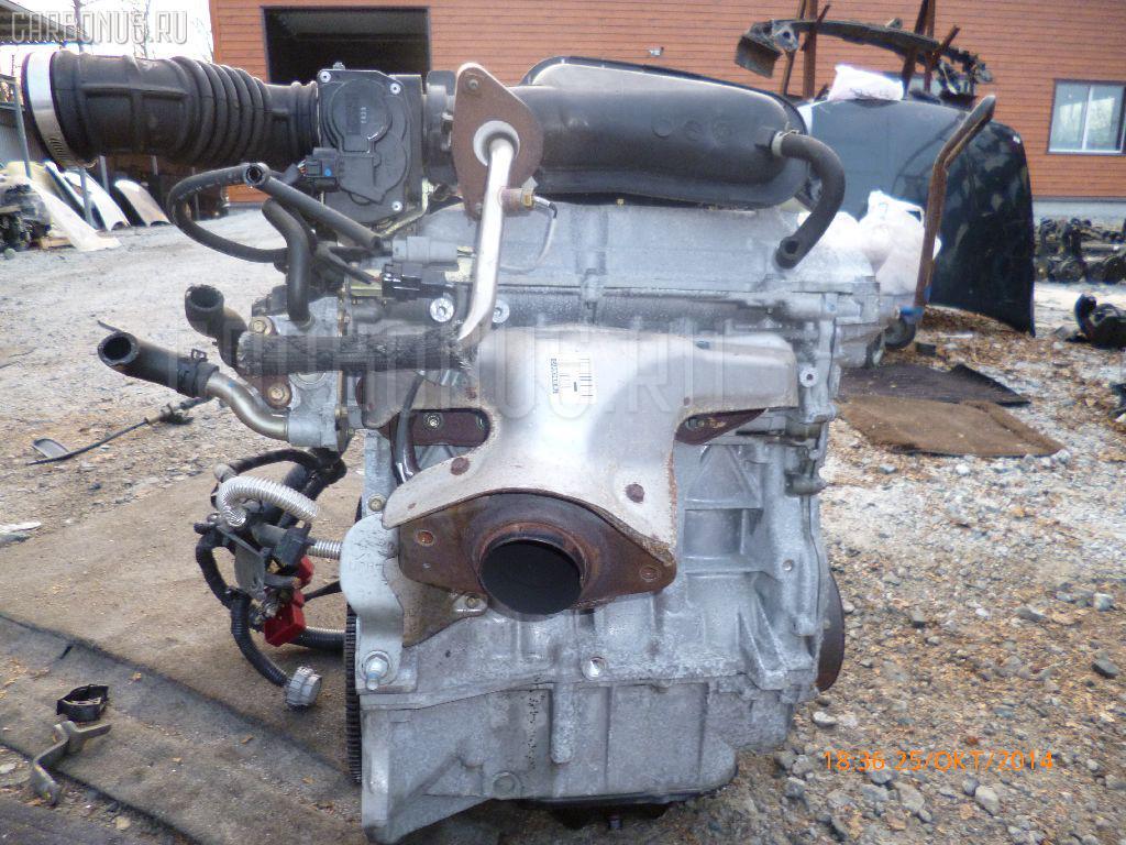 Двигатель NISSAN CUBE YZ11 HR15DE Фото 10
