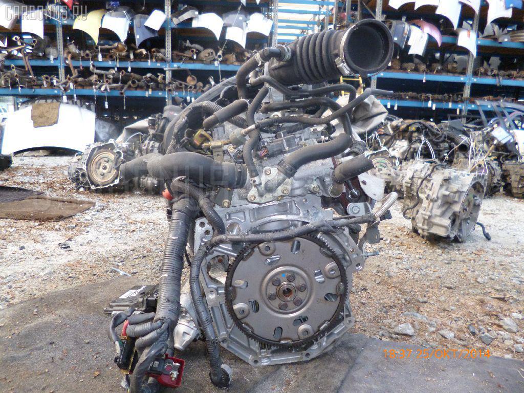 Двигатель NISSAN CUBE YZ11 HR15DE Фото 12