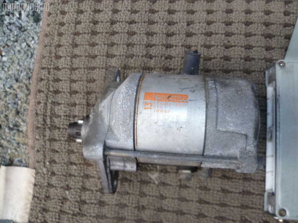 Двигатель SUBARU LEGACY WAGON BG5 EJ20D. Фото 2