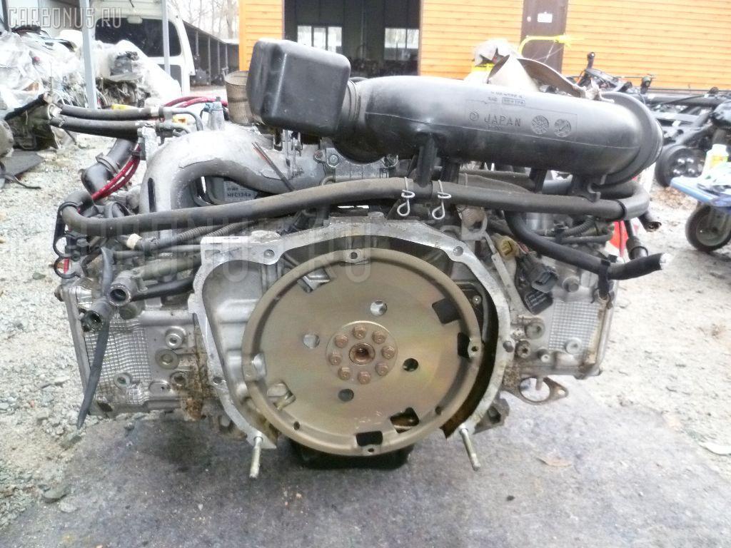 Двигатель SUBARU LEGACY WAGON BG5 EJ20D. Фото 7